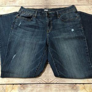 Old Navy Curvy Skinny Jeans